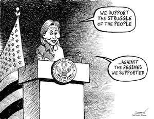 Hillary humor
