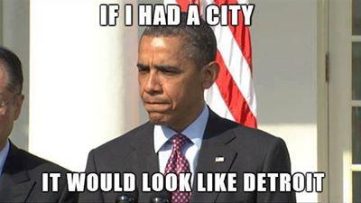 Obamas city