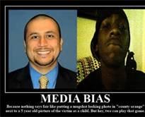 Trayvon and George