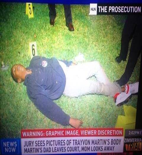 Trayvon-Martins-body