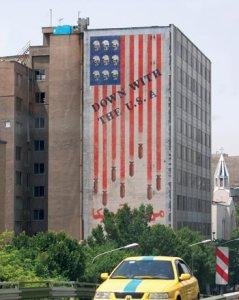 iran Amer bomb flag