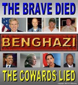 brave died cowards died