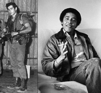Younger men: Bibi and Barry