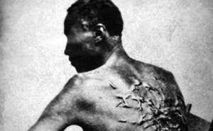 """This photo isn't """"nice."""" It makes me intensely uncomfortable. As it should. And that's why it helped contribute to the end of slavery."""