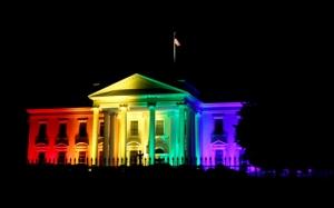 not so white house