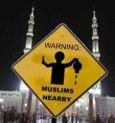 warningmuslimsnearby